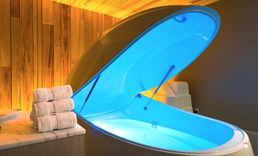float tank Midnight Sun Mississauga
